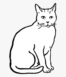Cats clipart black and white Cats black and white Transparent FREE for download on WebStockReview 2020