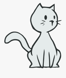 Cats clipart easy Cats easy Transparent FREE for download on WebStockReview 2020