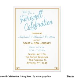 celebrate clipart farewell celebration going away invitation [ 1104 x 1104 Pixel ]