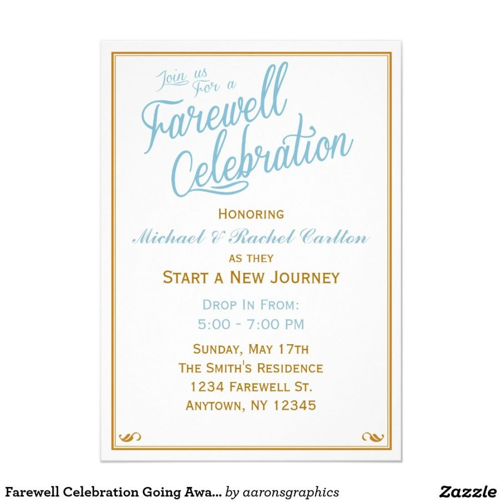 medium resolution of celebrate clipart farewell celebration going away invitation