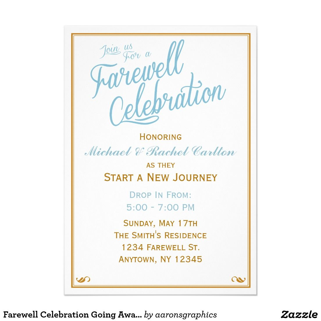 hight resolution of celebrate clipart farewell celebration going away invitation