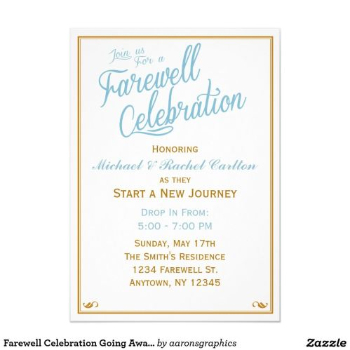 small resolution of celebrate clipart farewell celebration going away invitation