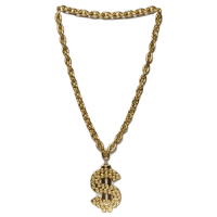Necklace clipart thug life, Necklace thug life Transparent ...