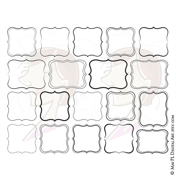 Check clipart fancy, Check fancy Transparent FREE for