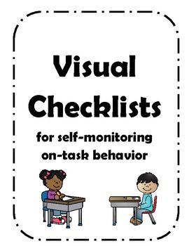 Checklist clipart self monitoring, Checklist self