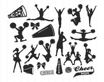 Cheer clipart svg, Cheer svg Transparent FREE for download