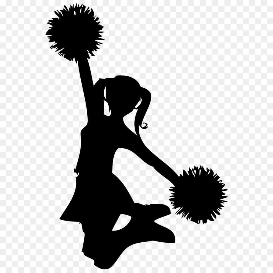 Cheerleader clipart football, Cheerleader football