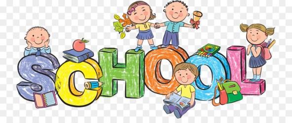 clipart student children cartoon clip cute child transparent sslc webstockreview