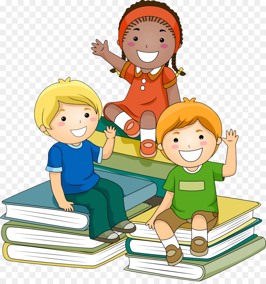hight resolution of children clipart wave goodbye learning child education clip