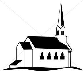 Church clipart black and white Picture #186016 church clipart black and white