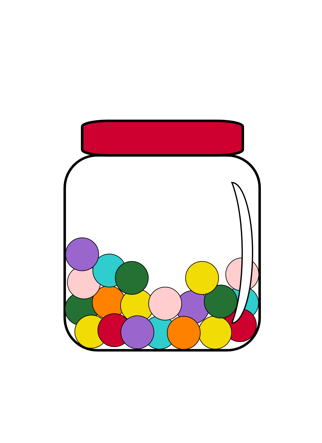 Fractions Clipart Cookie Fractions Cookie Transparent
