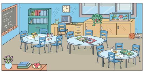 Clipart desk empty kindergarten classroom Clipart desk empty kindergarten classroom Transparent FREE for download on WebStockReview 2020