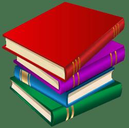 clipart background transparent books clear class text webstockreview