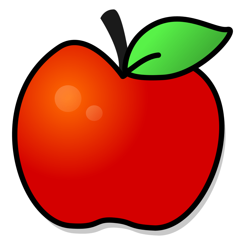 Geography Clipart Book Apple Geography Book Apple