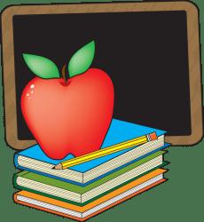teacher clipart apples apple transparent teachers webstockreview