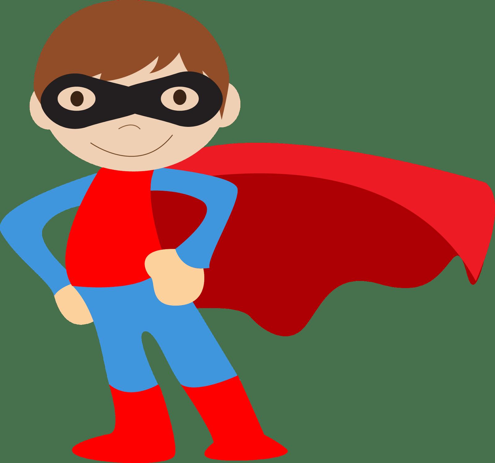 Clipart Boy Superhero Clipart Boy Superhero Transparent
