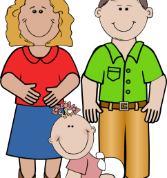 clipart family african american [ 958 x 1238 Pixel ]