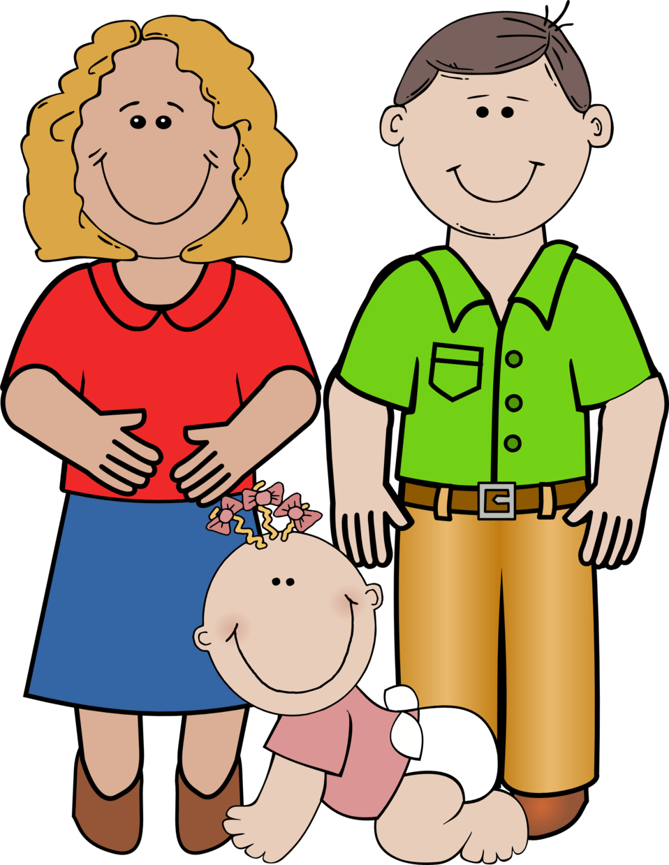 hight resolution of clipart family african american