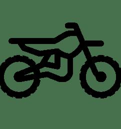 dirt icon free download clipart bike motocross bike [ 1600 x 1600 Pixel ]