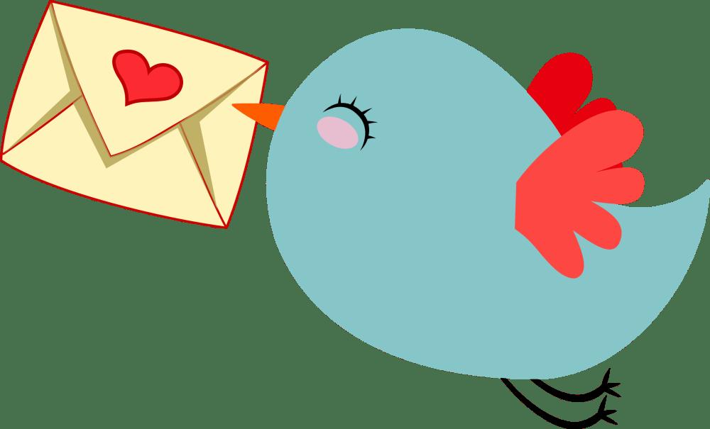 medium resolution of cute mail carrier bird by gdj pinterest office clipart farewell