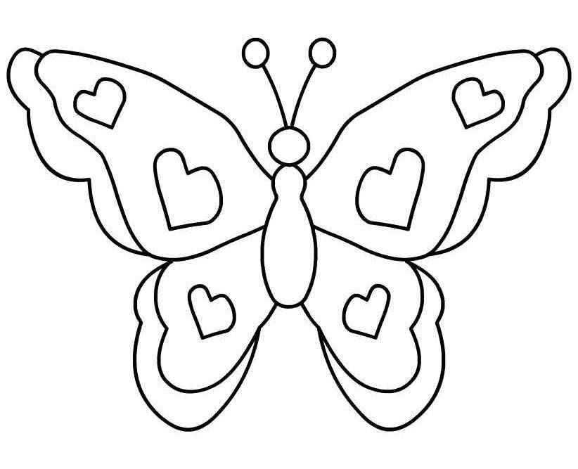 Color Clipart Butterfly Color Butterfly Transparent Free For Download On Webstockreview 2020