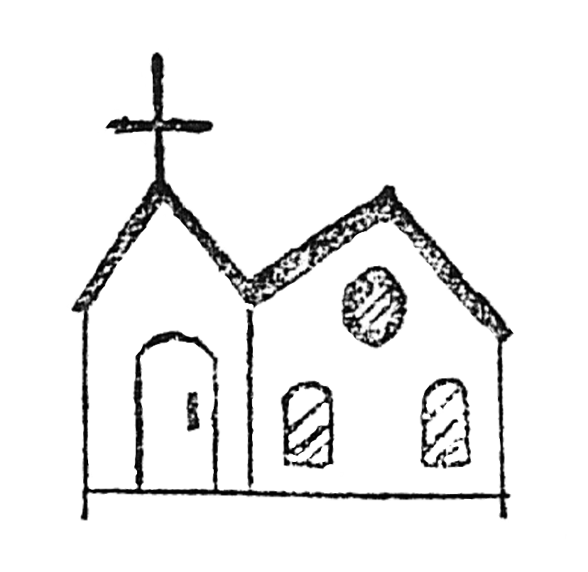 Clipart church simple, Clipart church simple Transparent