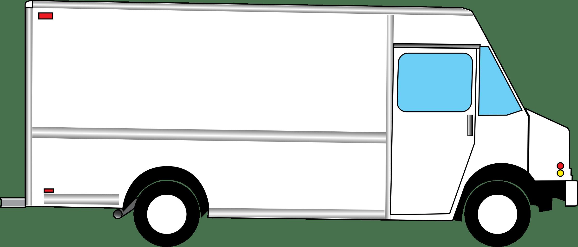Mailman Clipart Truck Usps Mailman Truck Usps Transparent