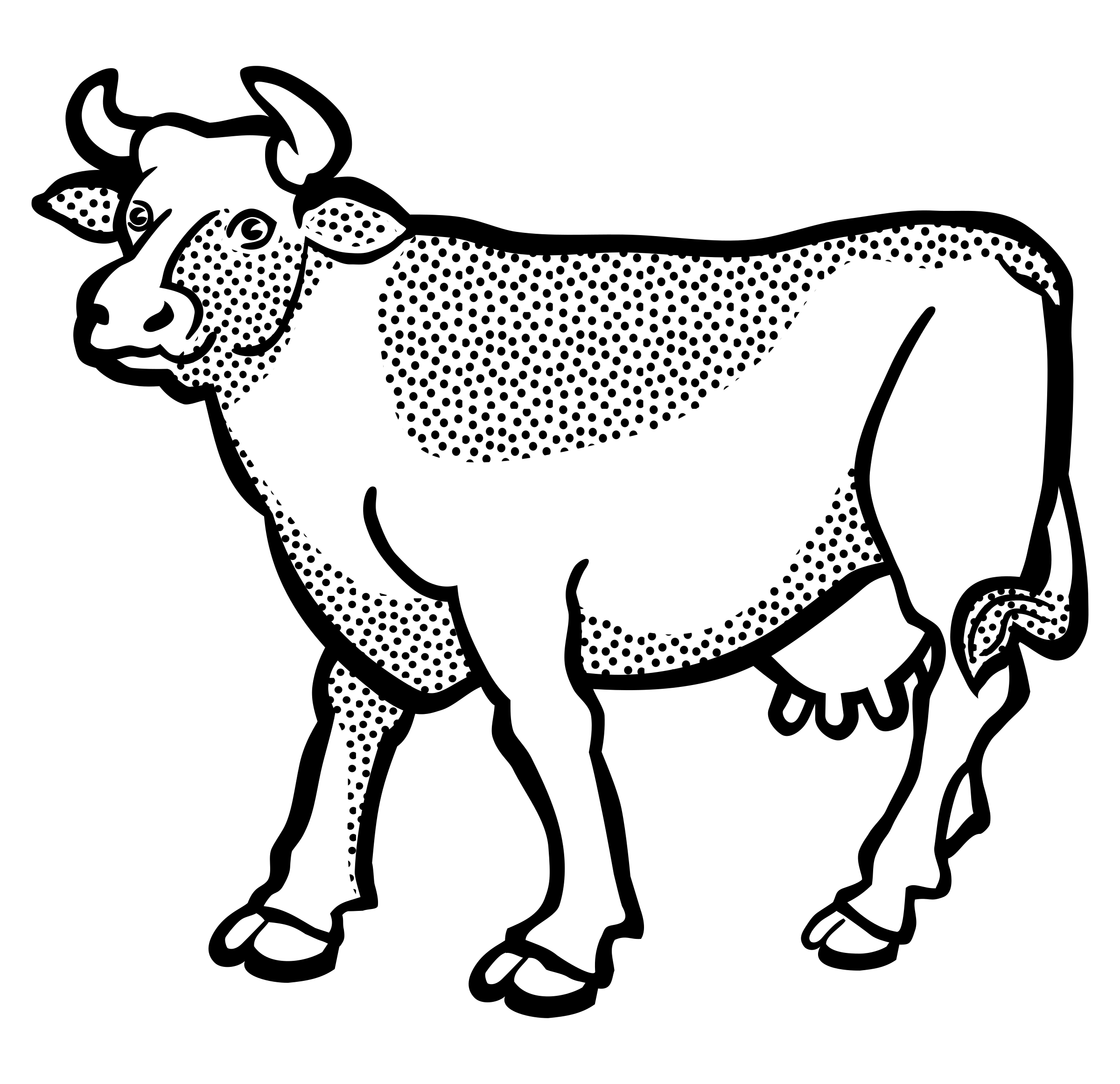 Cows Clipart Printable Cows Printable Transparent Free