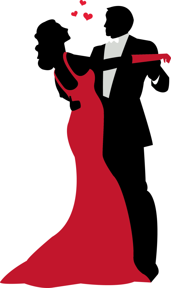 Clipart Dance Prom Transparent Free