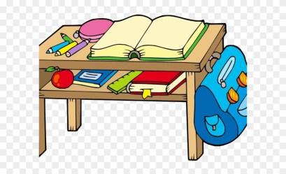 Clipart desk cartoon school Clipart desk cartoon school Transparent FREE for download on WebStockReview 2020