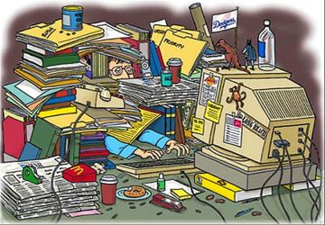Organized clipart untidy desk Organized untidy desk Transparent FREE for download on WebStockReview 2020