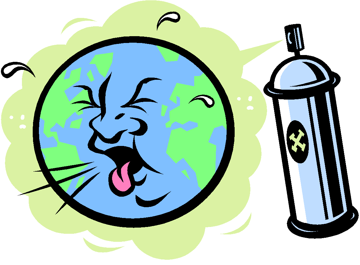 Environment Clipart Polluting Environment Polluting