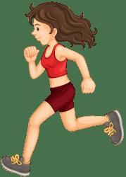 clipart exercise fitness exercising clip transparent cliparts sport cardio drawing яндекс фотки profissoes oficios sporty profiss animated ejercicios calentamiento athlete
