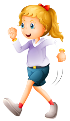 walking clipart exercise transparent stop