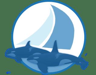 whale clipart minke transparent killer whales webstockreview sailing fish