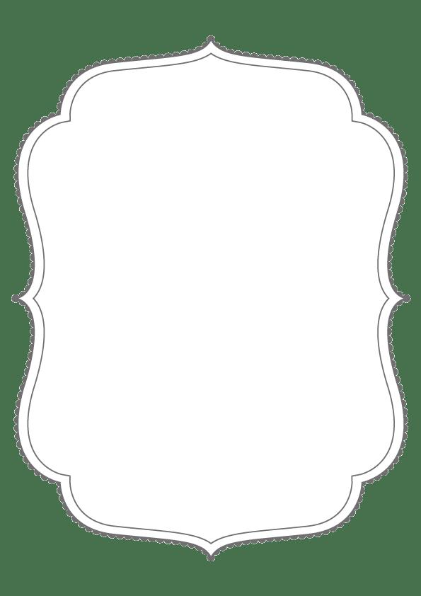 Clipart frames quatrefoil, Clipart frames quatrefoil