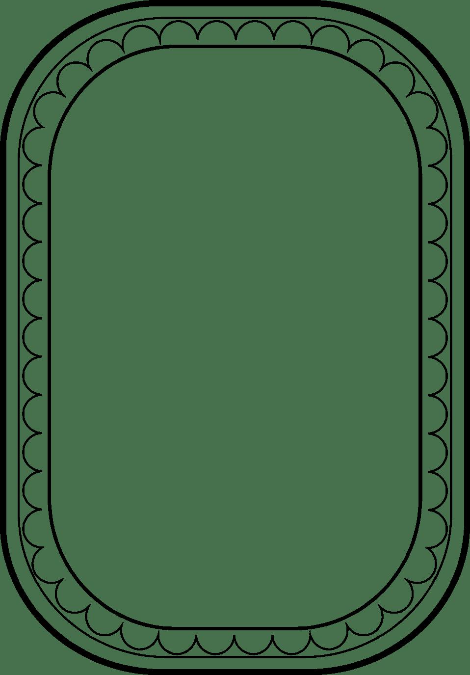 Clipart frames simple, Clipart frames simple Transparent