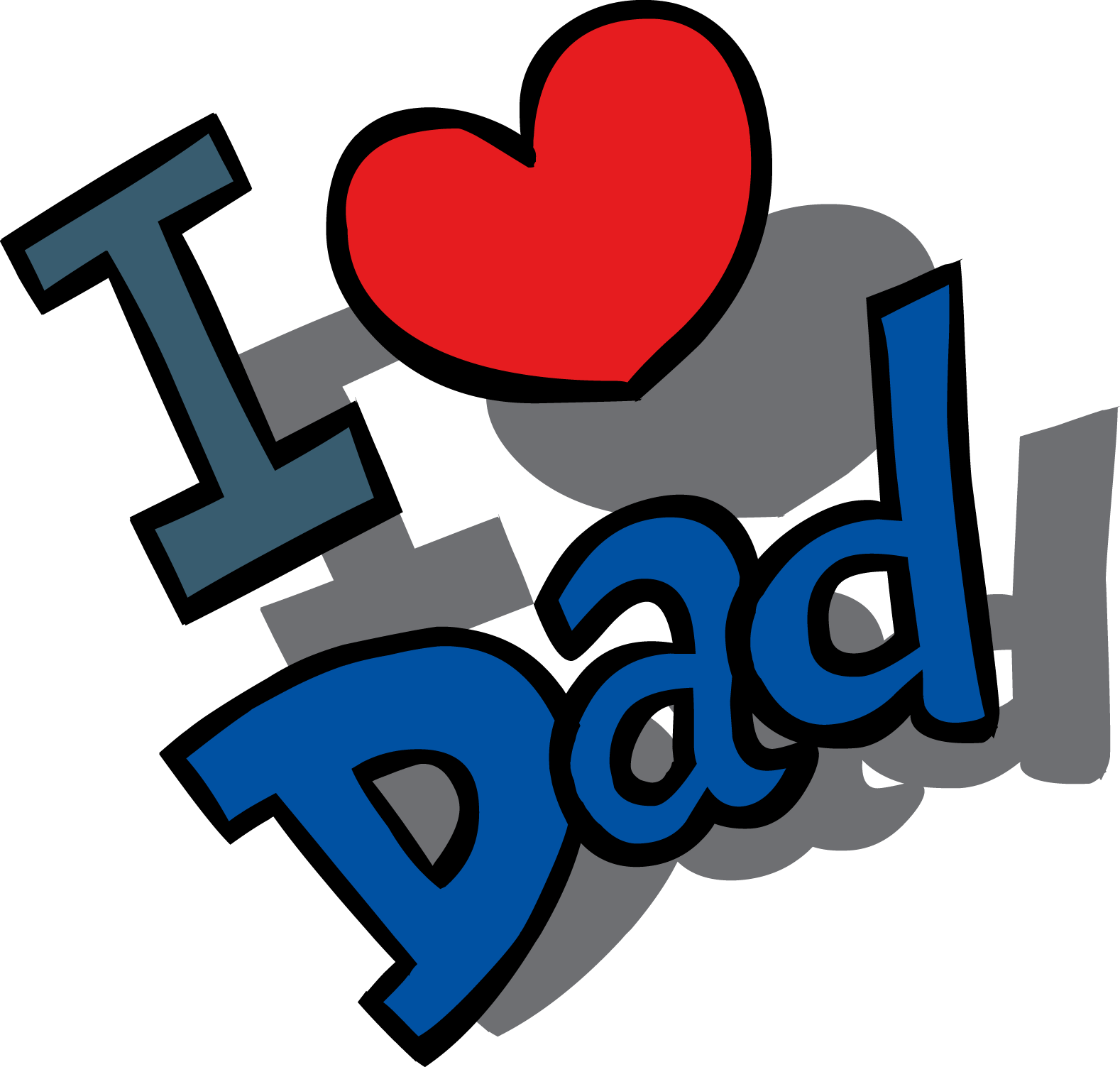 hight resolution of fathers day transparent png images stickpng happy