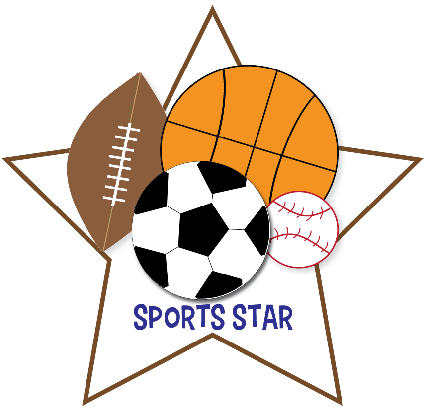 clipart sports sports day