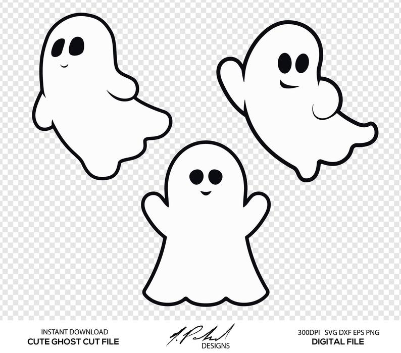 Clipart ghost cut out, Clipart ghost cut out Transparent