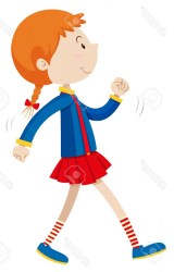Girls clipart walking Girls walking Transparent FREE for download on WebStockReview 2020