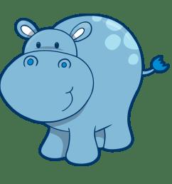 cuteness drawing clip art hippo transprent hippopotamus clipart  [ 2288 x 1832 Pixel ]