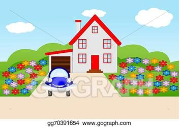 Clipart house garden Clipart house garden Transparent FREE for download on WebStockReview 2020