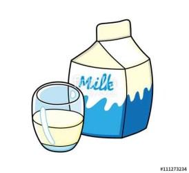 milk clipart glass clip carton vector cliparts pic transparent webstockreview