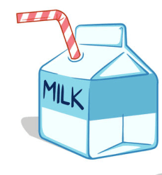 milk carton clipart missing template person webstockreview clipartmag