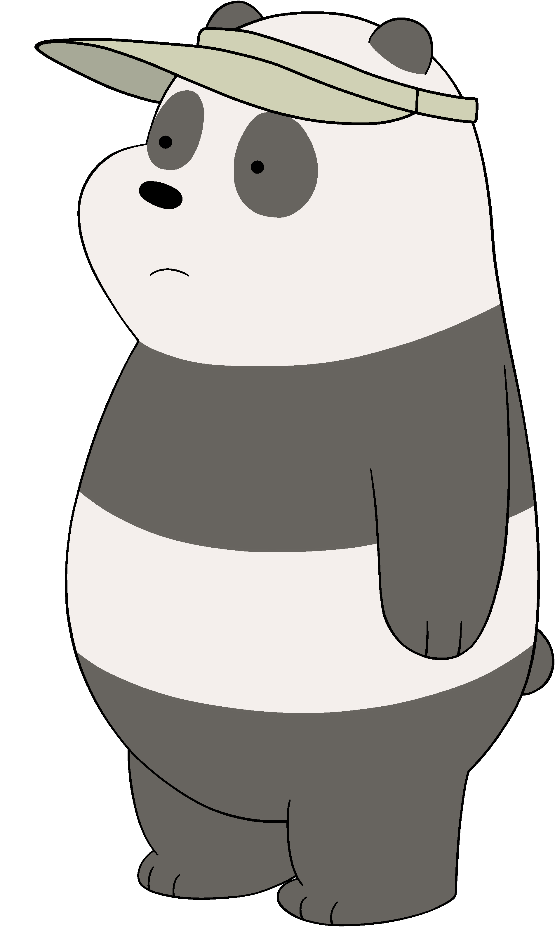 ✓ Terbaru We Bare Bears Panda Bear Gambar Panda Kartun