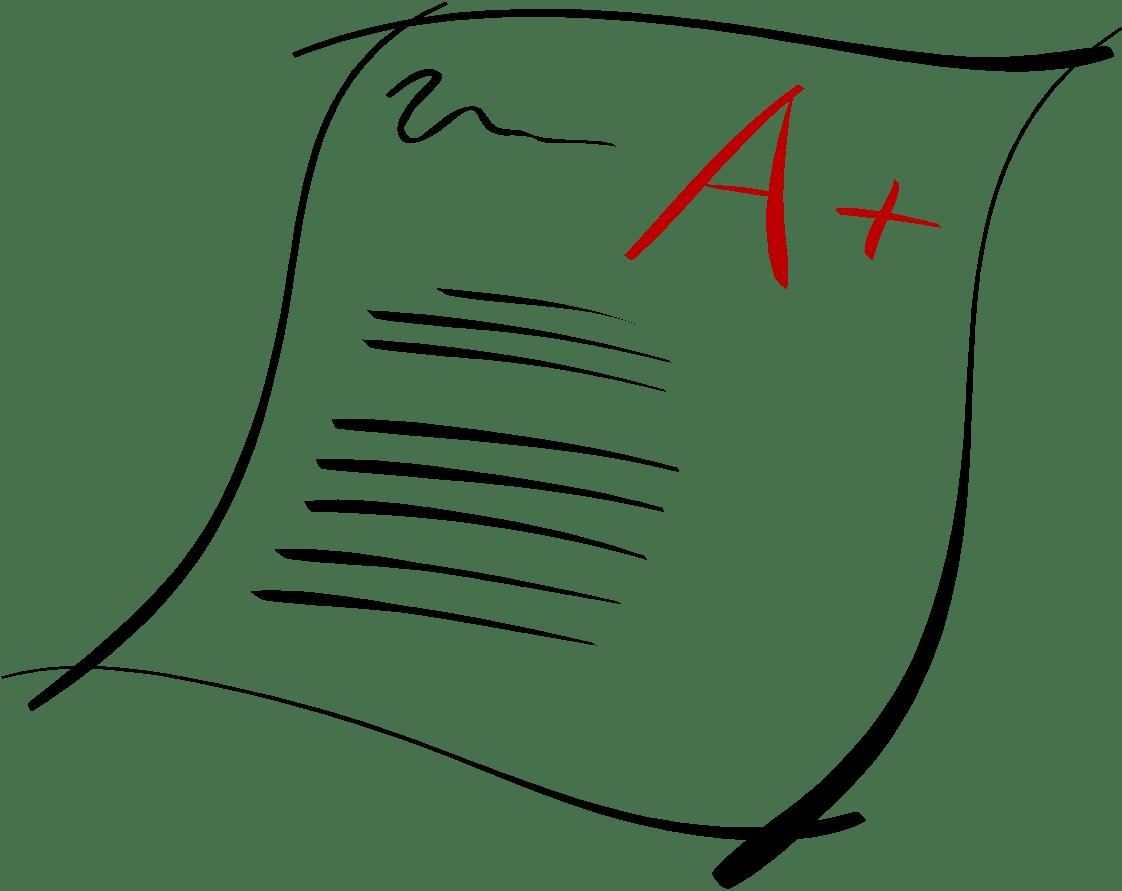 Test clipart assignment, Test assignment Transparent FREE