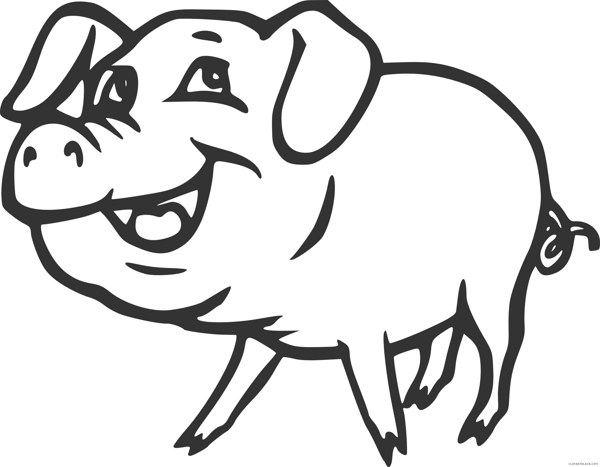 Pigs Clipart Food Pigs Food Transparent Free For Download