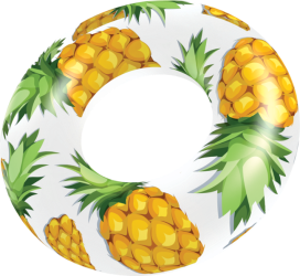 pineapple gold glitter clipart transparent clear poolcandy fruit tube pool tropical collection webstockreview jumbo tubes quick