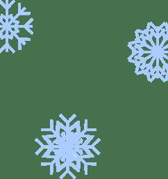snow flakes big image png [ 2400 x 2075 Pixel ]